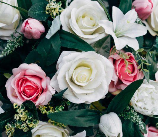 Nowoczesne sztuczne kwiaty
